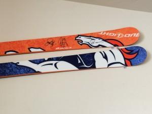 bronco skis